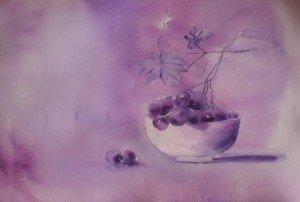 Coupe de raisins