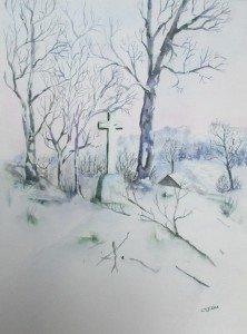 Croix de Surain